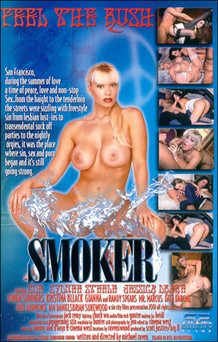 Smoker from Sin City back cover