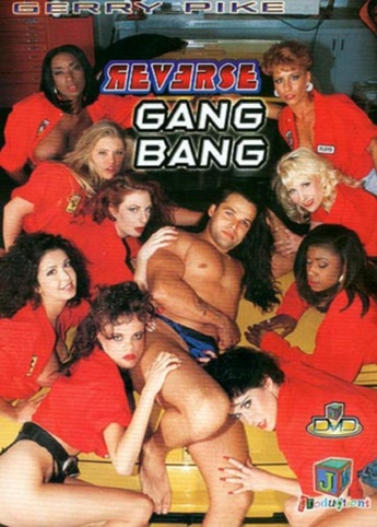 Reverse Gang Bang from JM Productions front cover