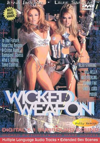 Wicked Weapon from Wicked front cover