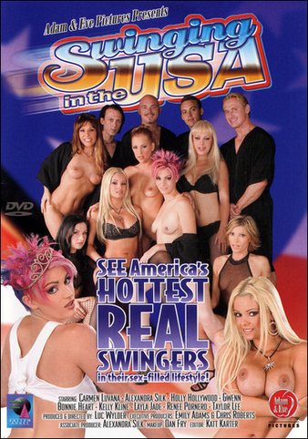Swinging In The USA from Adam & Eve front cover