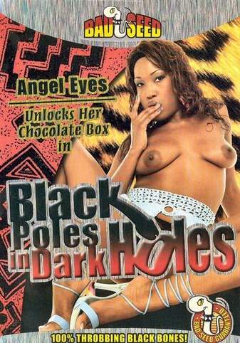 Black Poles In Dark Holes