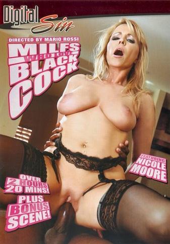 MILFs Who Love Black Cock