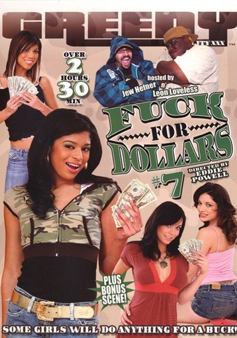 Fuck For Dollars 7 from New Sensations front cover