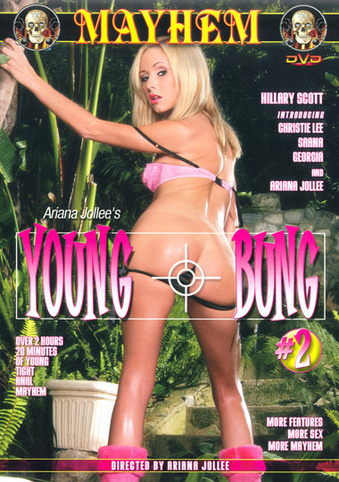 Young Bung 2 from Mayhem front cover