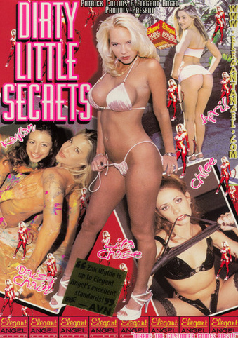 Dirty Little Secrets from Elegant Angel front cover