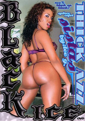 Thick Azz Sistas from Black Ice front cover