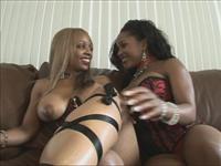 Ebony XXX Scene 1