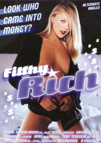 Filthy Rich from Vivid front cover