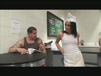Horny Waitresses Scene 1