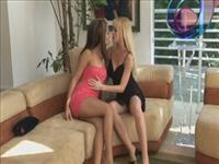 Lucky Lesbians 3 Scene 3