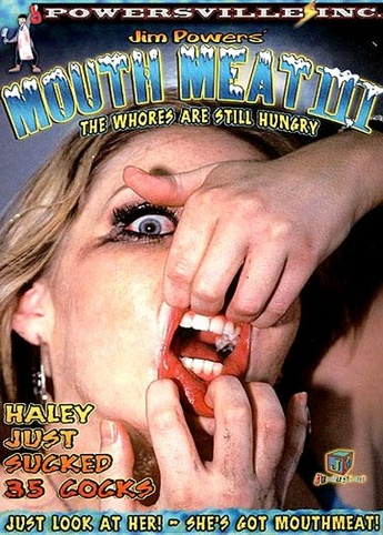 Mouth Meat 3 from Powersville front cover