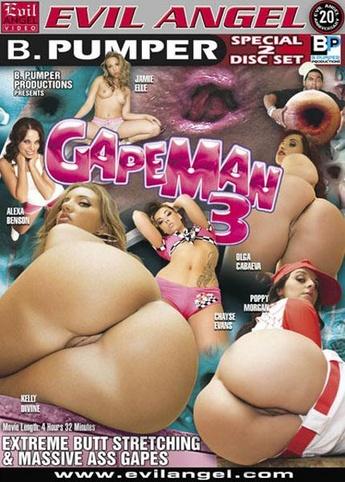 Gapeman 3