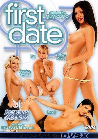 First Date from DVSX front cover