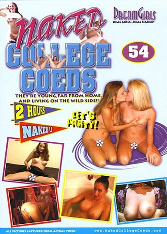 Naked College Coeds 54