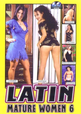Latin Mature Women 6