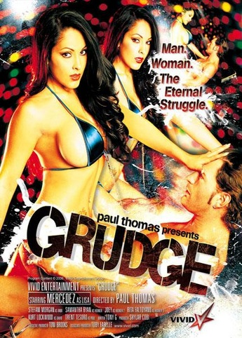 Grudge from Vivid front cover