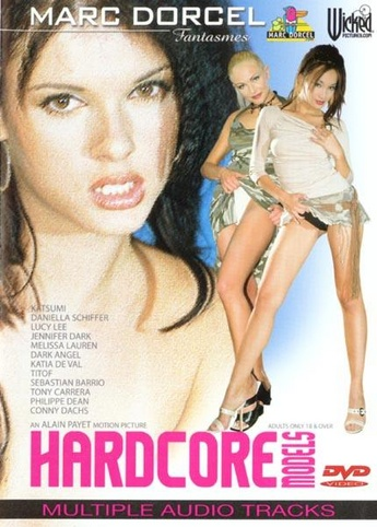 Hardcore Models from Marc Dorcel front cover