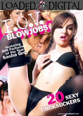 P.O.V Blowjobs from Metro front cover