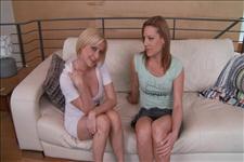 Amateur Lesbian Lovers Scene 4