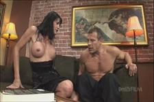 Transsexual Babysitters 11 Scene 1
