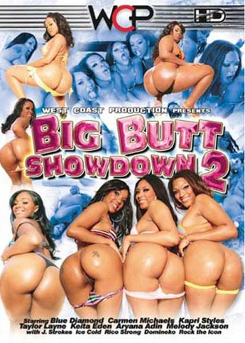 Big Butt Showdown 2