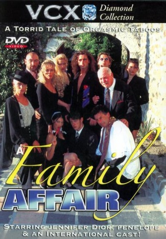 A Family Affair from VCX front cover