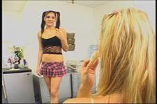 Instant Lesbian Scene 1