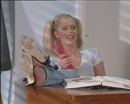 Jo's Sexy College Diaries Scene 4