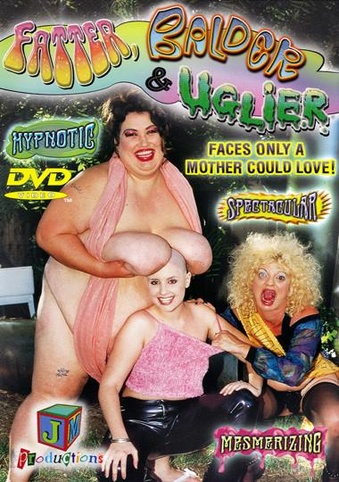 Fatter Balder And Uglier from JM Productions front cover