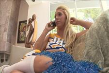 Creampied Cheerleaders 2 Scene 2
