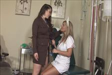 Horny Lesbians At Work 2 Scene 4