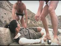 Quad Desert Anal Fury Scene 4