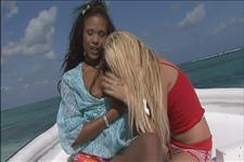 Lesbians In The Tropics 2 Scene 2