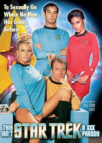 This Isnt Star Trek A XXX Parody