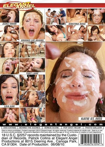 Massive Facials 2 from Elegant Angel back cover