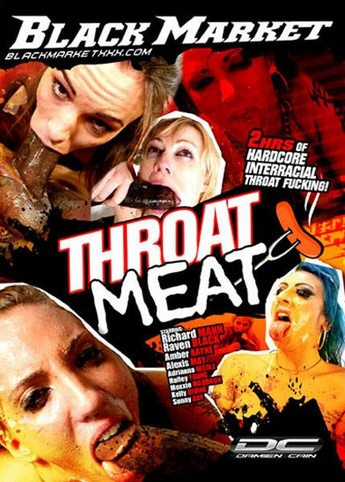 Throat Meat from Black Market front cover
