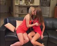Club Girls - Lesbian 2 Scene 1