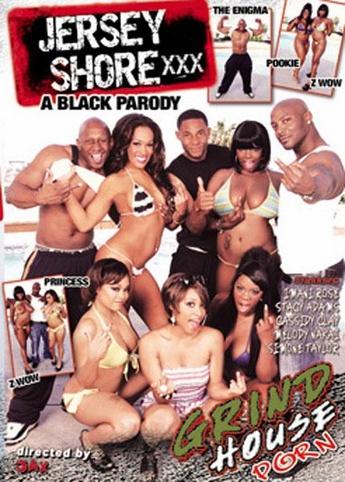 Jersey Shore XXX A Black Parody