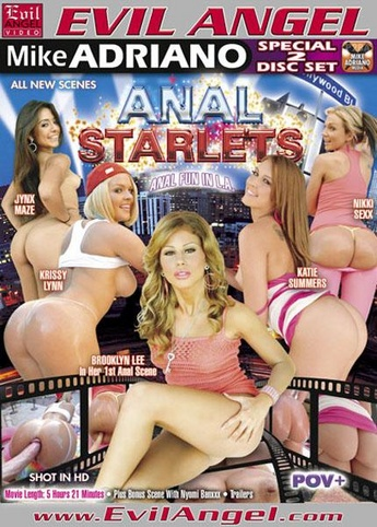 Anal Starlets