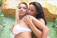 Brazilian Blonde Assfuckers Scene 1