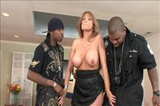 Mom's Black Cock Anal Nightmare 3 Scene 5