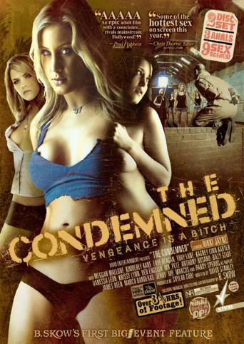 The Condemned from Vivid front cover