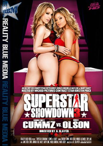 Superstar Showdown 3 Courtney Cumz vs. Bree Olson
