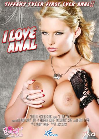 I Love Anal from SunLust Pictures front cover