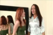 Lesbian Tutors 7 Scene 1