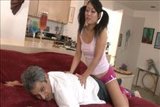My New White Stepdaddy Scene 1