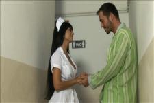 Black Angelika Special Nurse Scene 3