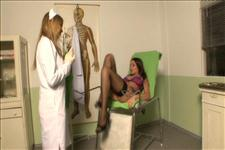 Black Angelika Special Nurse Scene 4