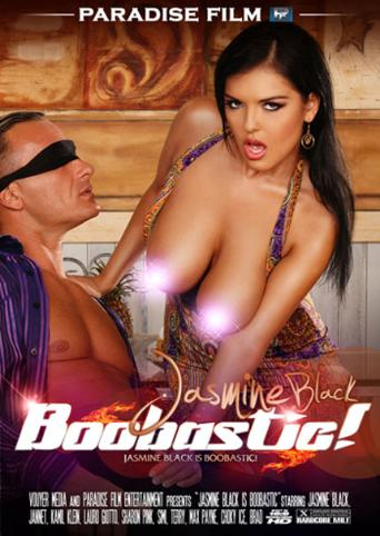 Jasmine Black Is Boobastic