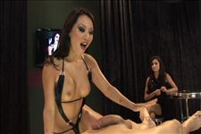 Superstar Showdown 6 Asa Akira vs. Katsuni Scene 4